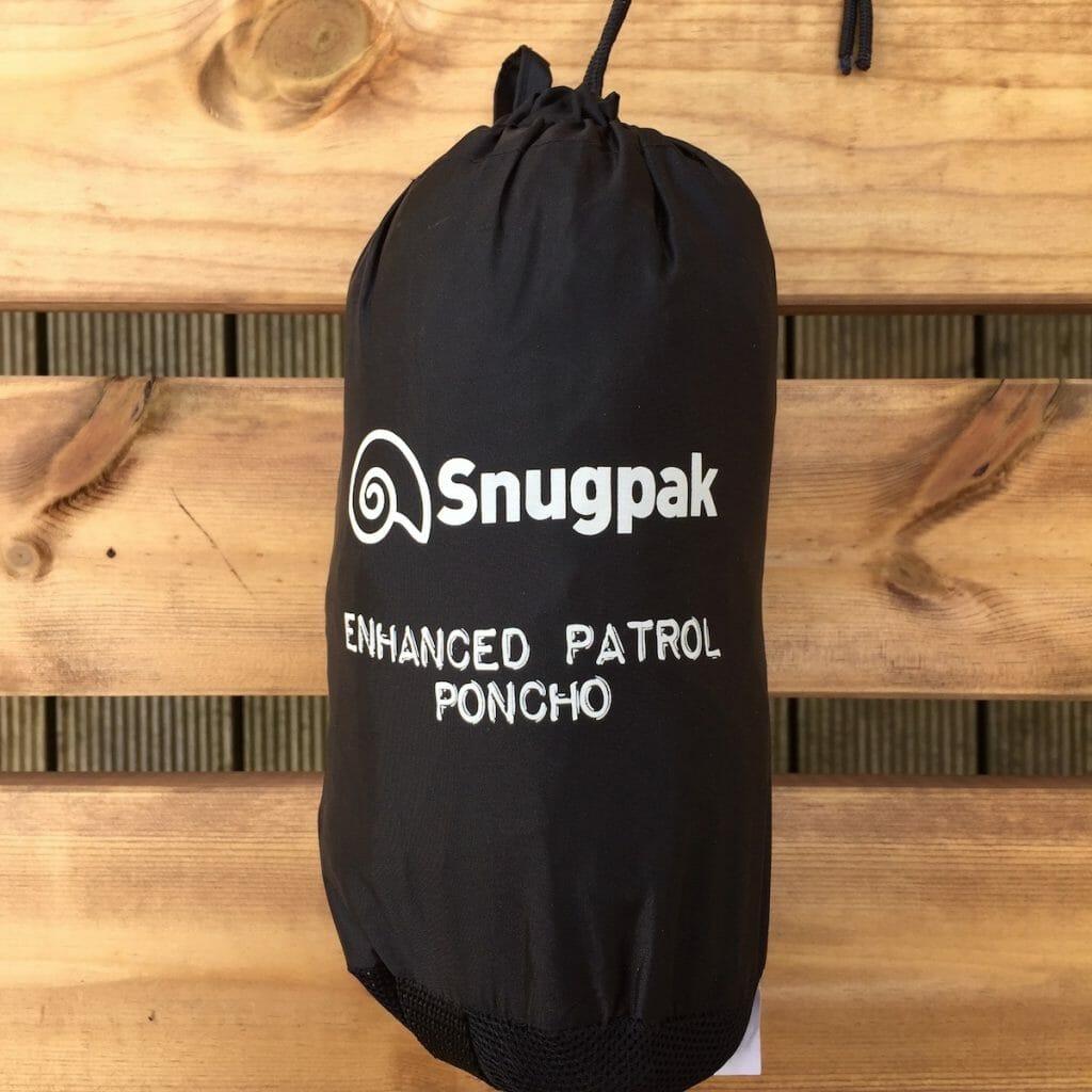 SnugPak Mejorado vigilancia-Poncho